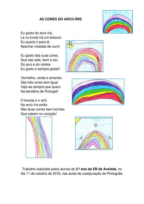 O arco-íris - poema