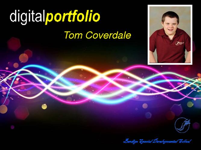 Tom's portfolio