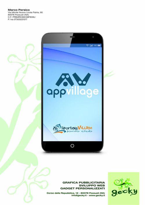 appvillage_progetto