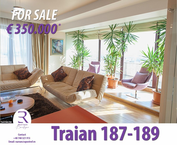 Traian St. Apartment
