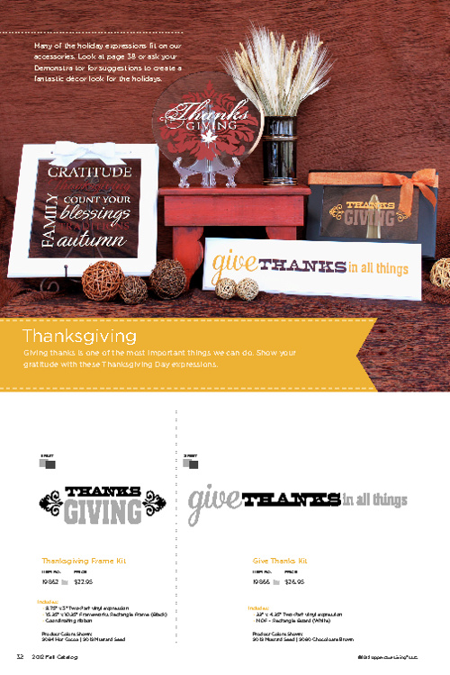 Thanksgiving Promotions