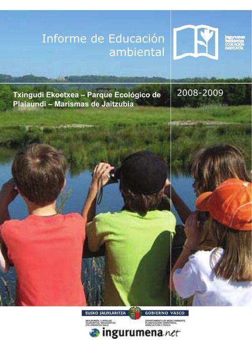 informe de capacitacion ambiental