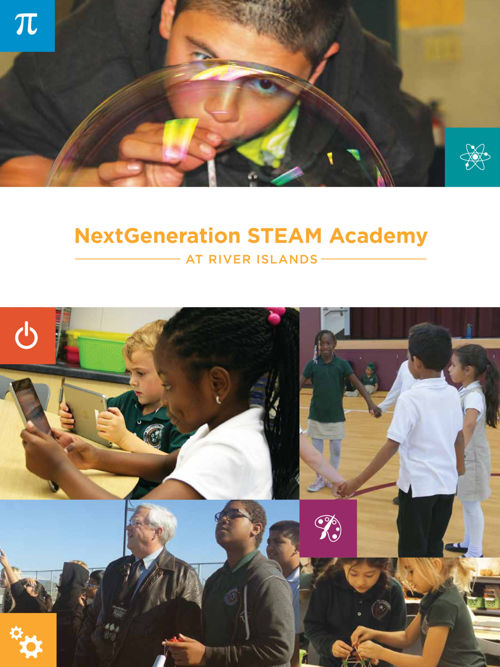 NextGeneration STEAM Academy Brochure