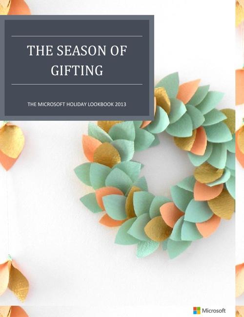 The Season of Gifting