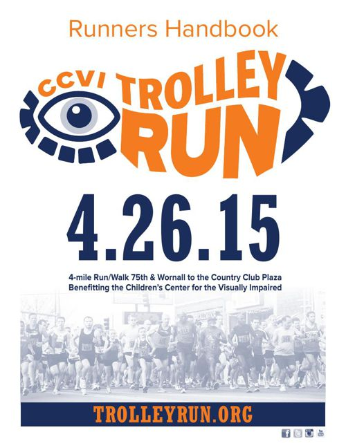 CCVI Trolley Run Runners Handbook