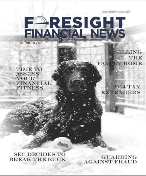 Foresight Financial News - Winter 2015