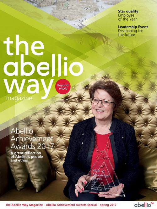 Abellio Way Magazine - Abellio Achievement Awards special