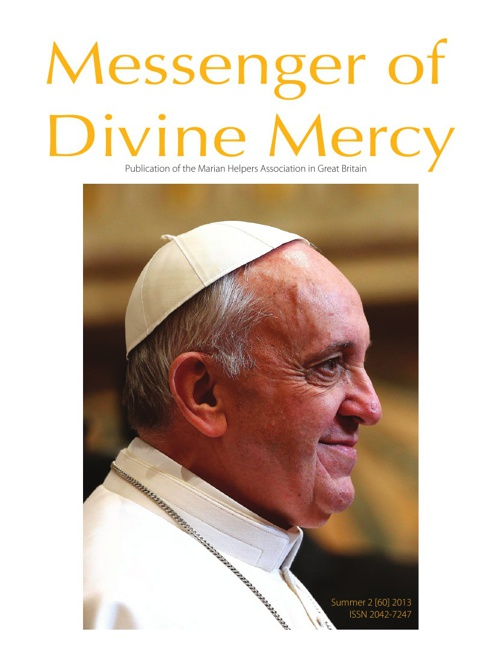 Mesenger of Divine Mercy Summer 2 [60] 2013