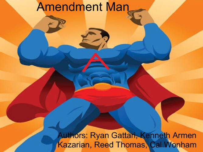 Amendment Man