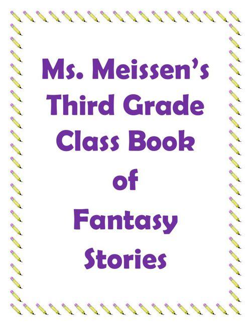 student fantasy writing