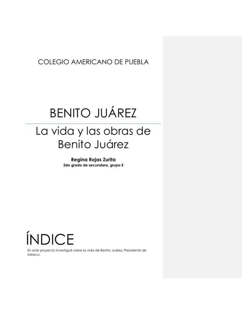 Regina Benito Juarez