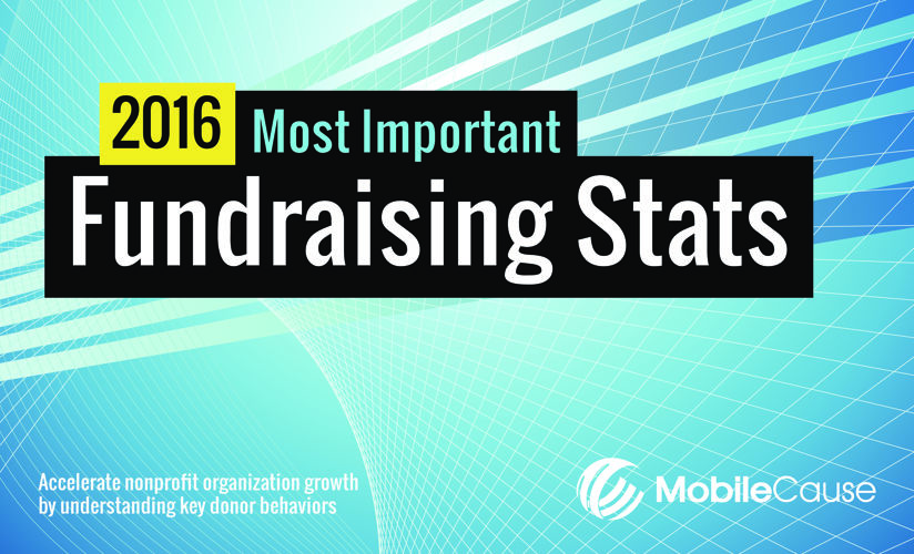 2016 Most Important Fundraising Stats