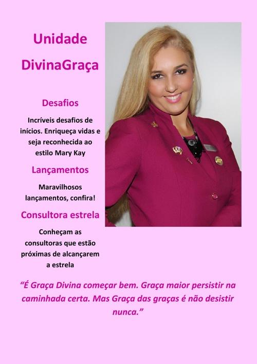 Revista da Unidade DivinaGraça mês dezembro 2013