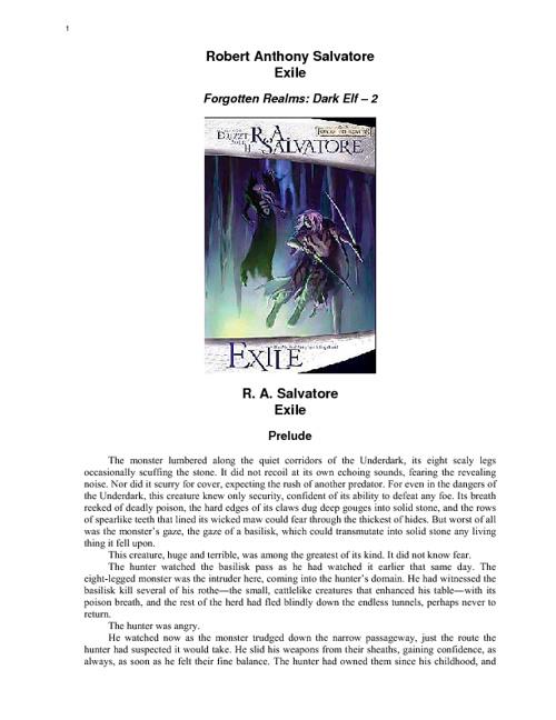Exile (Book 2)