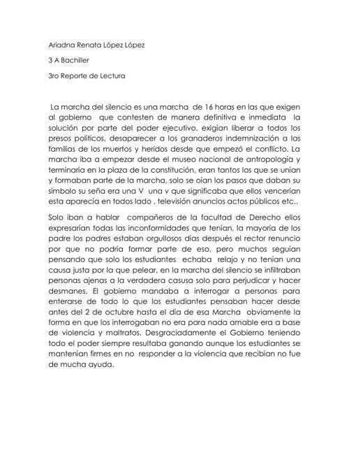3er Reporte Ariadna Renata