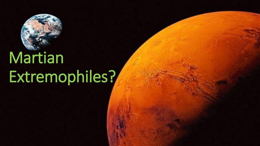Mars Xtremes
