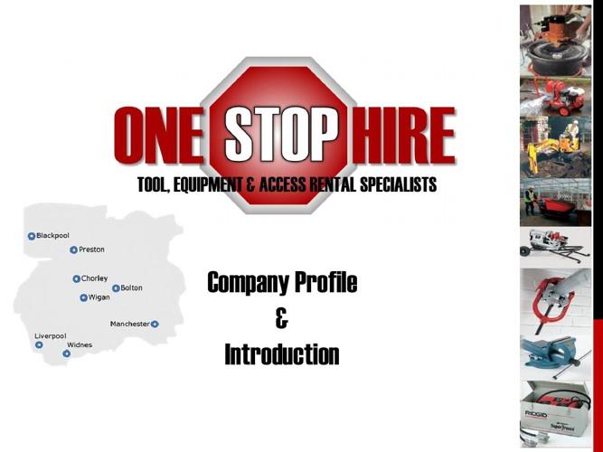 One Stop Company Profile