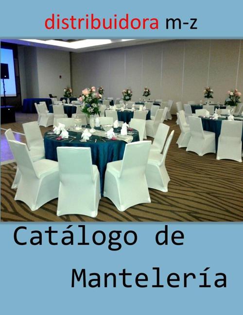 Catalogo Mantelería -Ventas-