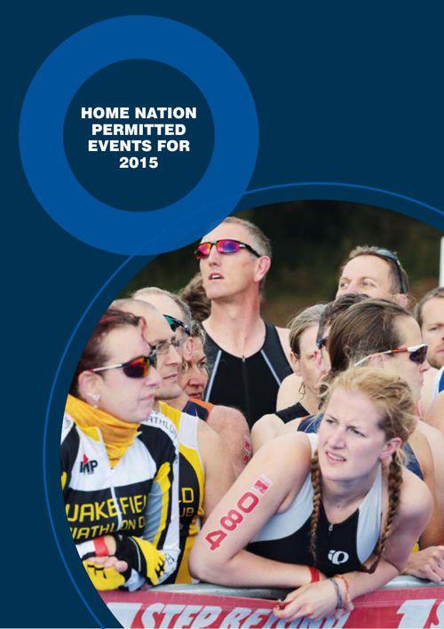 British Triathlon Handbook 2015 - Events
