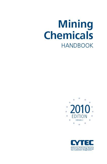 Mining Chemical Handbook