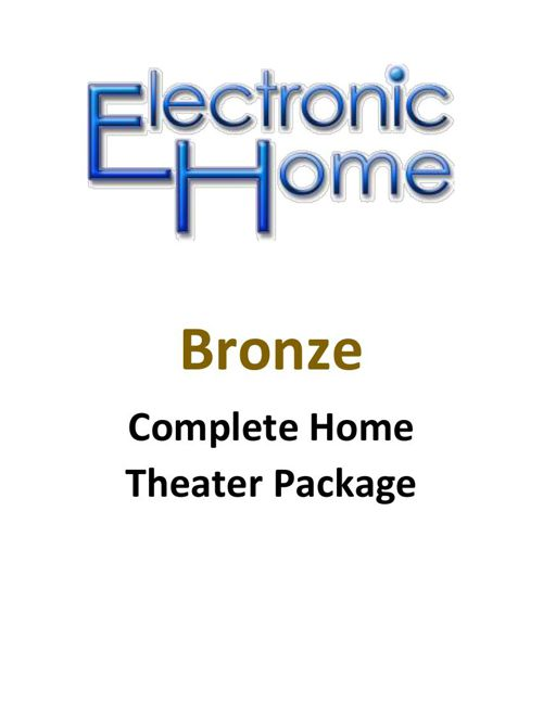 EH Bronze Theater Package
