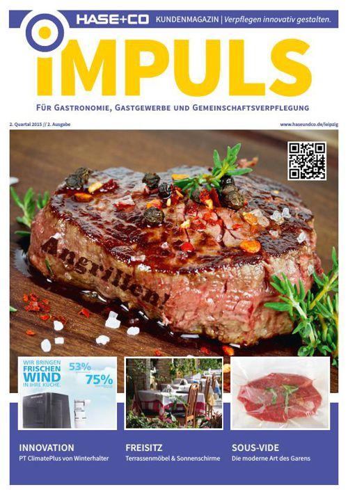 HASE + CO Kundenmagazin Impuls
