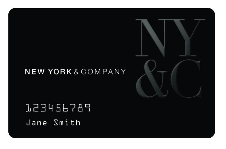 NY&C BLACK NAME