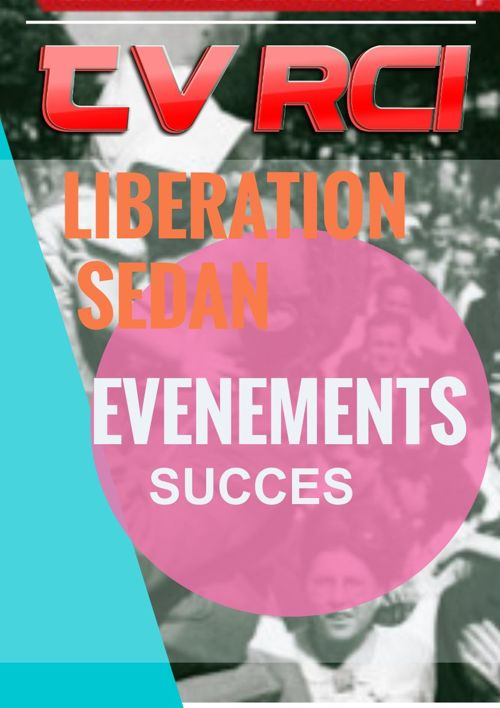 celebration liberation SEDAN