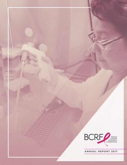 BCRF 2017 Annual Report