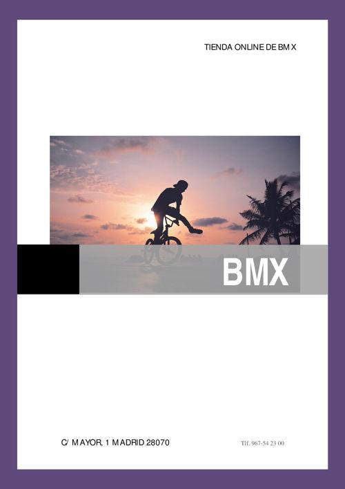 catalogo bmx