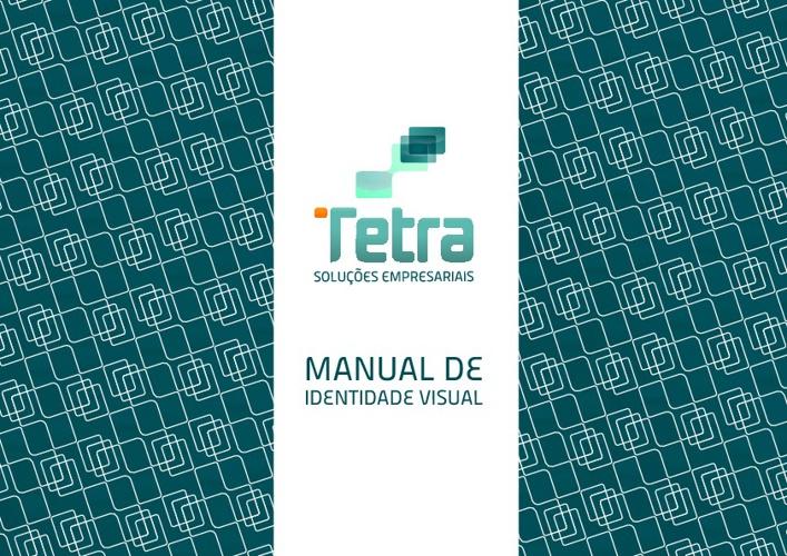 Manual de Identidade Visual da Tetra Soluções Empresariais