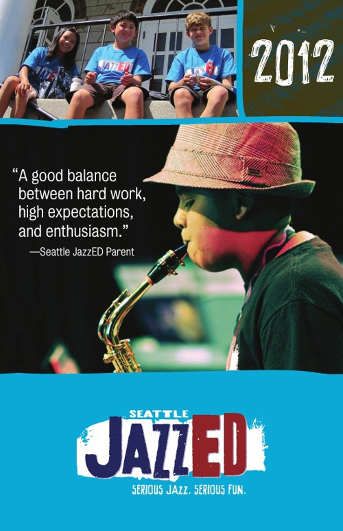 2011-2012 Seattle JazzED Annual Report