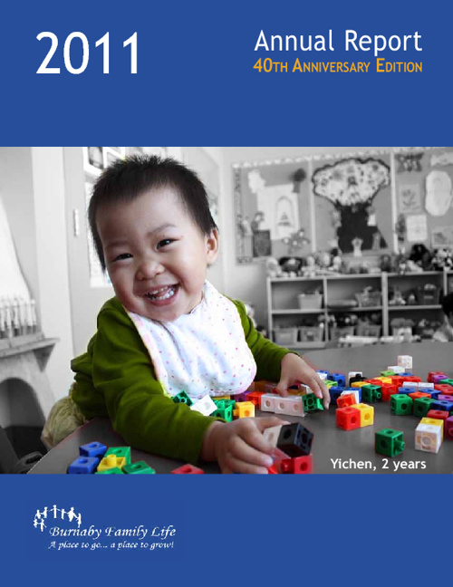 BFL Annual Report 2011 [40th Anniversary Edition]