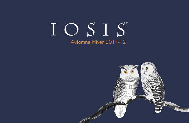 IOSIS Autume Hiver 2011-12 Catalog