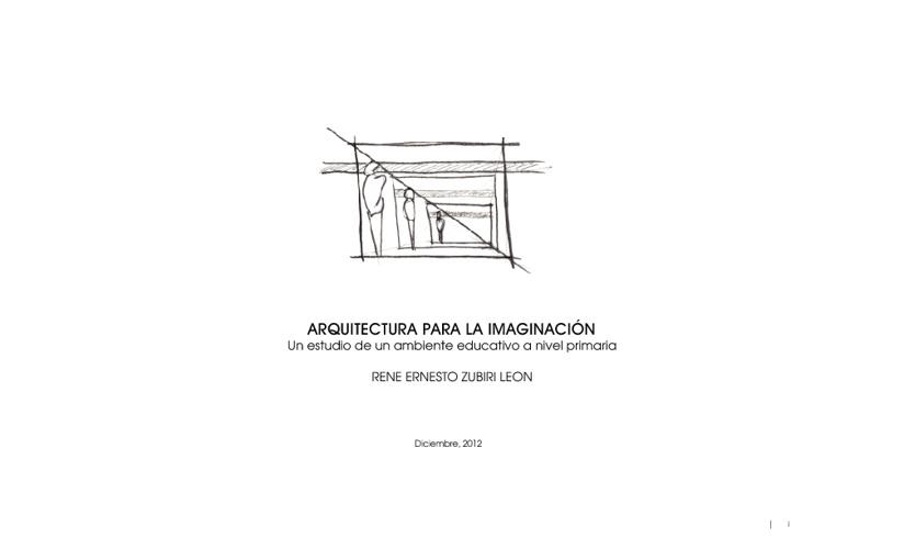 Arquitectura para la Imaginacion