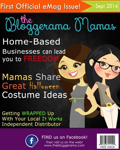 The Bloggerama Mamas Fall eMag 2014