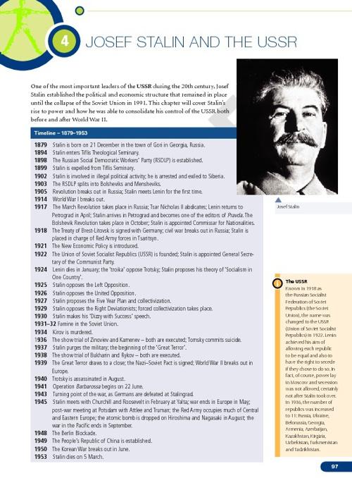 SPS - Stalin & USSR