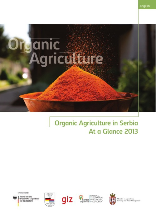 Organic World Report_2013_Organic Agriculture in Serbia