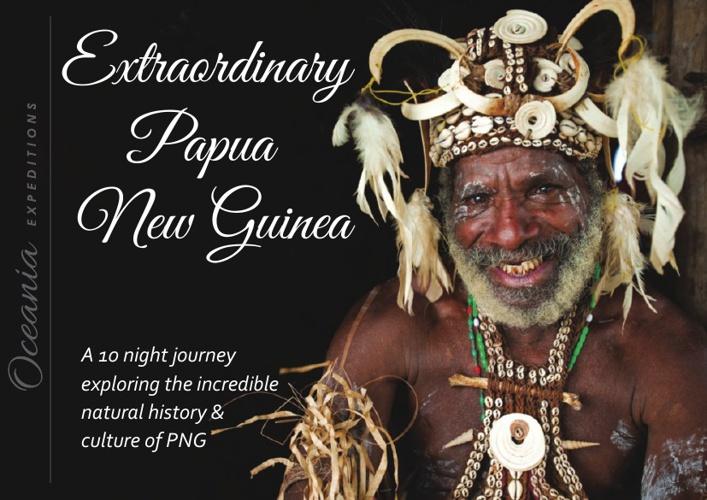 Natural World Safaris presents Extraordinary Papua New Guinea