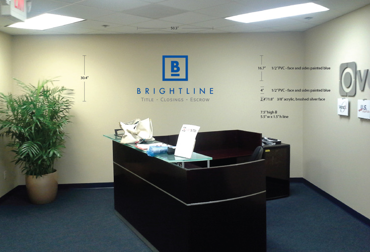 BRIGHTLINE. Not Just a Title Company.