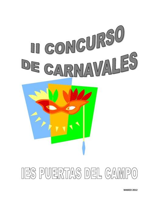 II Concurso de chirigotas - I.E.S. Puertas del Campo - 2011-2012