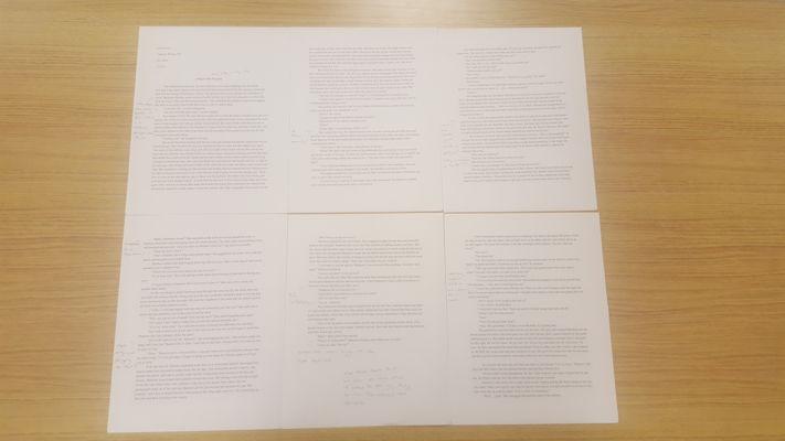 Long Fiction Rough Draft