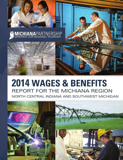 Copy of 2014 WAGES & BENEFITS REPORT for the Michiana Region