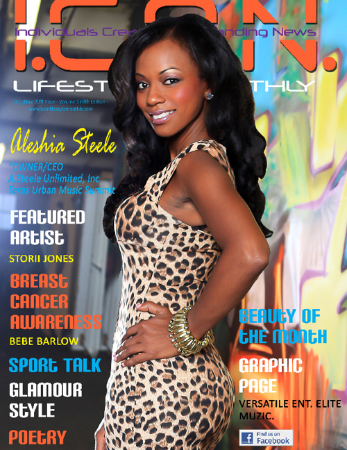 ICON Lifestyle Monthly-October/November 2011