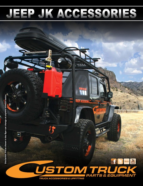 Jeep JK Accessory Flyer