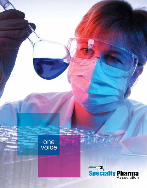 Specialty Pharma Brochure