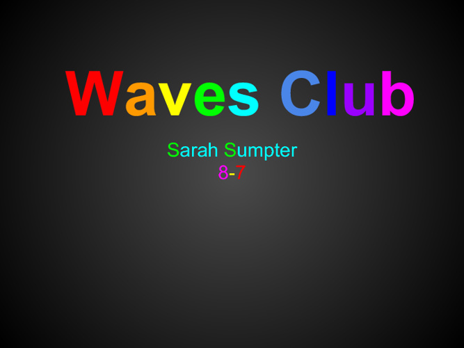 Waves Club