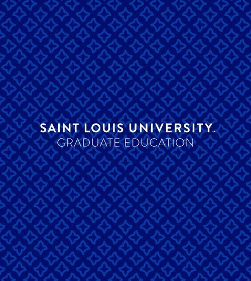 Graduate Education at Saint Louis University_16-17
