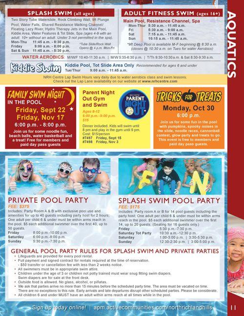 Learn to Swim - Fall 2017