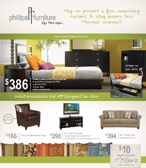 Phillips Furniture Circular 2011 06 01